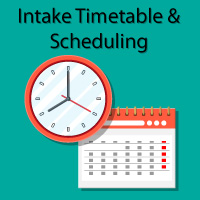 time table scheduling