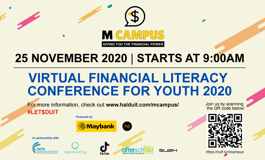 Virtual Financial Literacy Conference for Youth 2020
