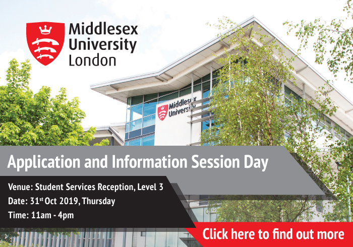Application and information session day