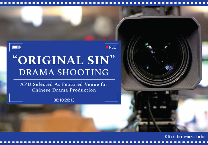 """ORIGINAL SIN"" DRAMA SHOOTING"