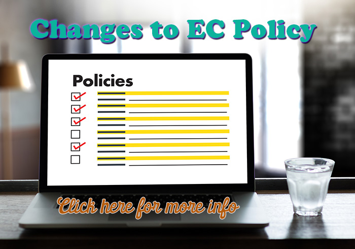 Changes to EC Policy