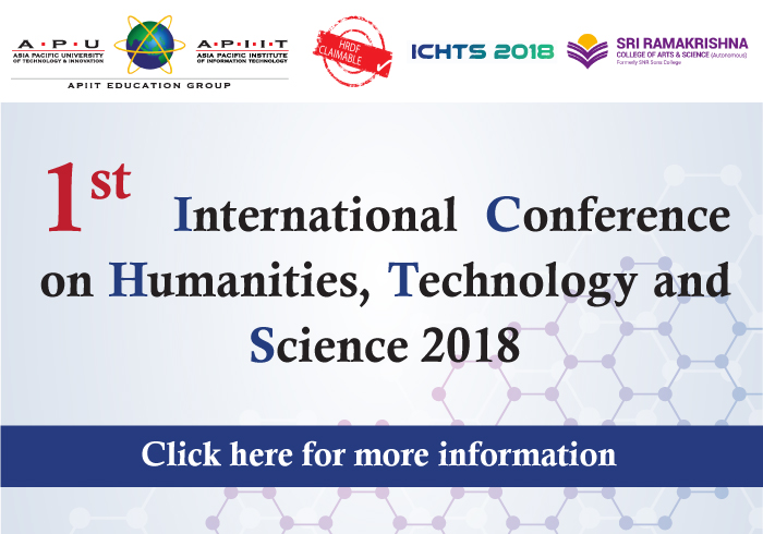 ICHTS 2018 Conference