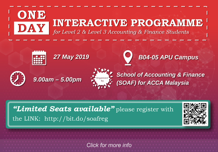one day interactive programme