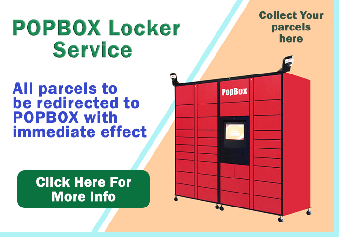 Popbox Locker Service