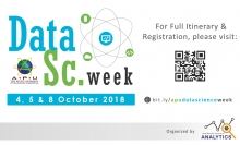 Data Science Week 2018