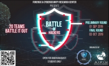 Battle of Hackers