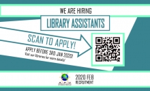 Librarian Recruitment