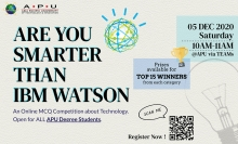 Are You Smarter Than IBMs Watson